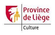 Latitude 50 - Logo Province de Liège Culture