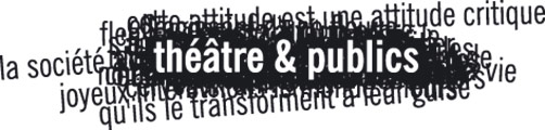 Latitude 50 - Logo Théâtre & Publics
