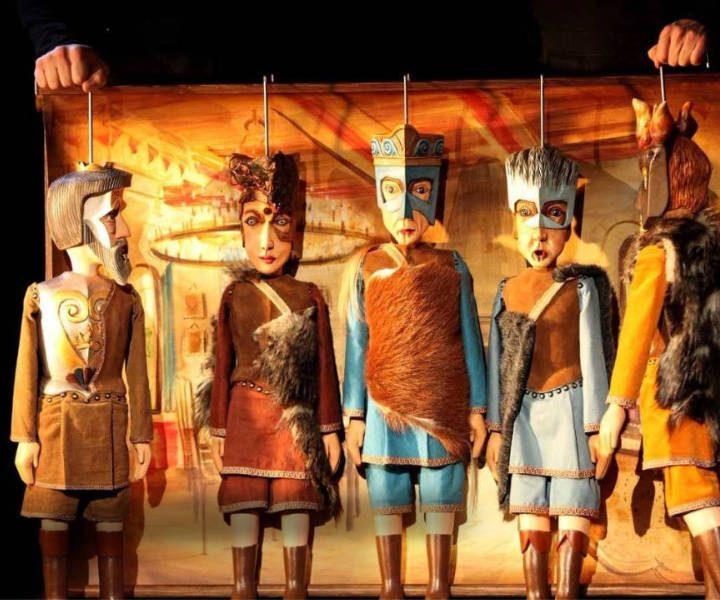 Royales Marionnettes